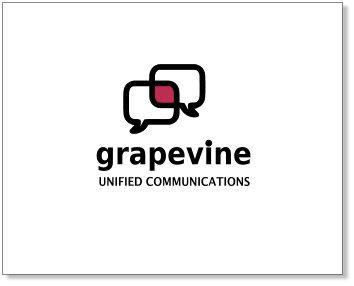 Grapevine Unified Communications - Logo - Martin Langmaid