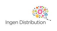 Ingen Distribution Logo & Brand Design