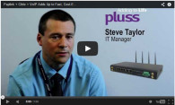 Pluss Interview Video