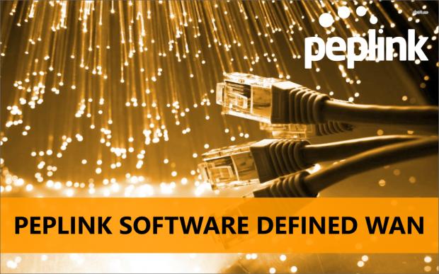 Software Defined Simplicity – Peplink SD-WAN