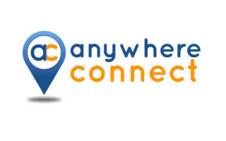 Anywhere Connect Logo Design