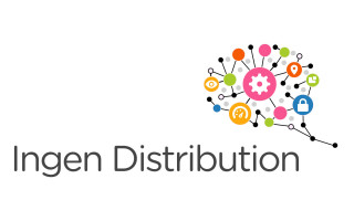Ingen Distribution Logo & Brand Design