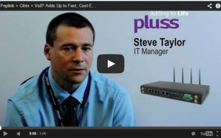 Pluss Interview Video