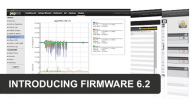 New Firmware 6.2 – Feature Highlights