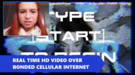 Live HD Video Internet Streaming for Real Life First Person Shooter Level 2
