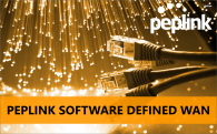 Software Defined Simplicity – Peplink SD-WAN
