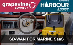 Peplink SD-WAN Enabled Marine SaaS Application